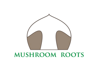 cool designs of mushroom logo inspiration 13 25 Cool Designs of Mushroom Logo