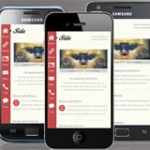 mobile-website-template
