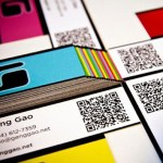 50 Inspirational QR Code Business Cards