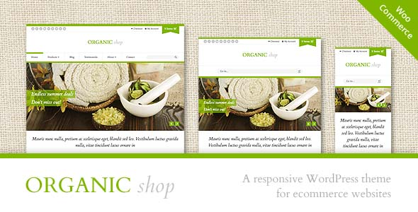 responsive ecommerce wordpress themes 10 27 Responsive Ecommerce Wordpress Themes
