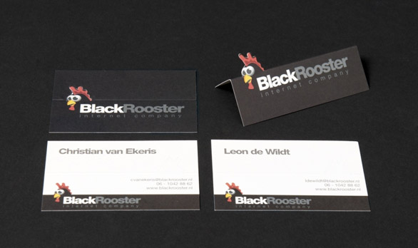 black business cards 16 40 Inspirational Black Business Cards