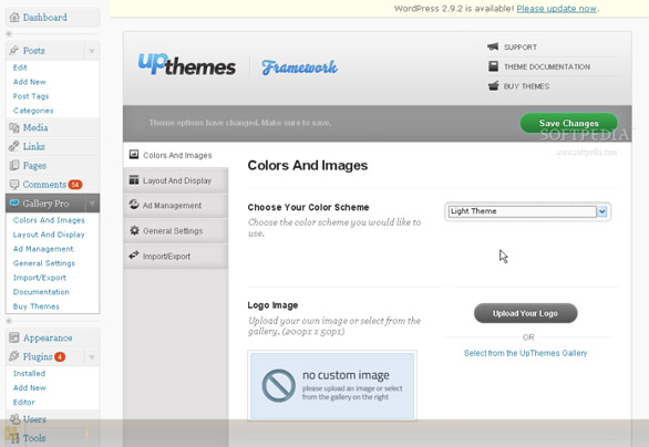 wordpress theme option framework 04 Top 8 WordPress Theme Option Frameworks