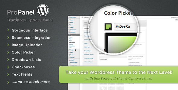 wordpress theme option framework 07 Top 8 WordPress Theme Option Frameworks