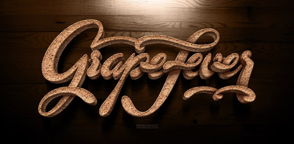 typography artworks by by marcelo schultz 10 Typography Artworks by by Marcelo Schultz