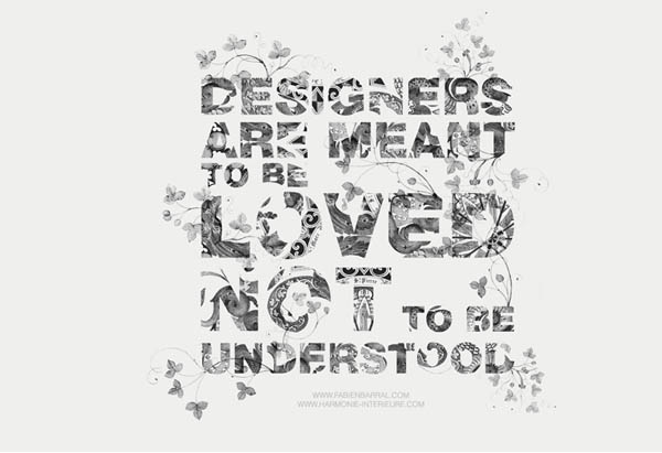 Typography wallpaper 14 30 Inspiring Typography Wallpapers