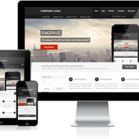 Engrave-wordpress-theme