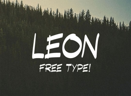 font september 27 30 Fantastic Free Font for Designer, September 2014