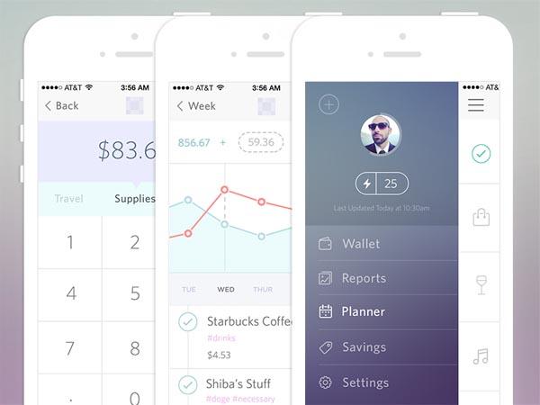 50 cool finance app ui design for inspiration