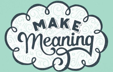 make-meaning