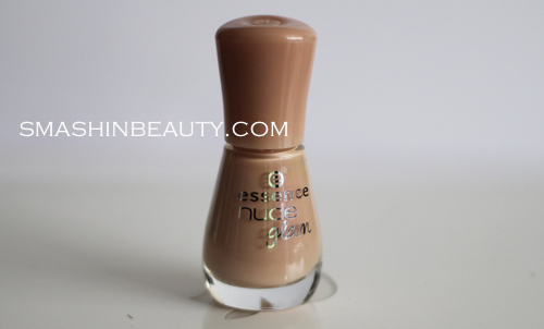 Essence Colour & Go Nude Glam Nail Polish Hazelnut Cream Pie Beauty Product Review Swatches