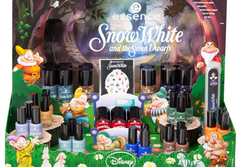 Essence Snow White Trend Edition Nail Polish Collection 2012