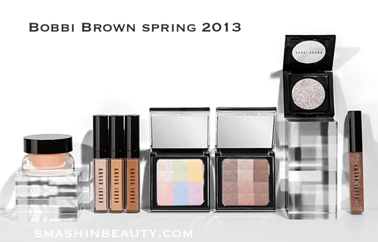 Bobbi Brown Brighten, Sparkle & Glow Makeup Collection Spring 2013