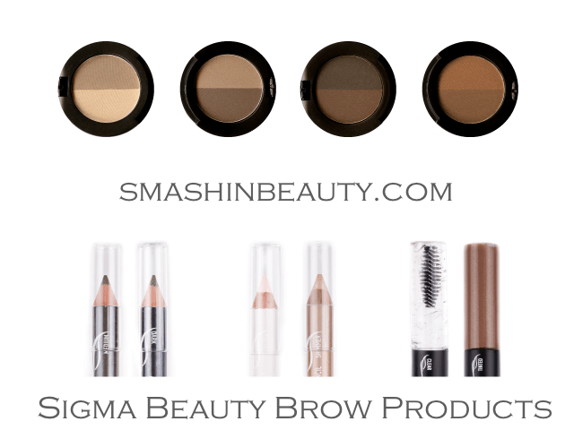 Sigma Beauty Individual brow products coupon code 2013