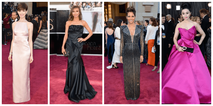Oscars 2013 red Carpet Worst Dress Dresses Dressed