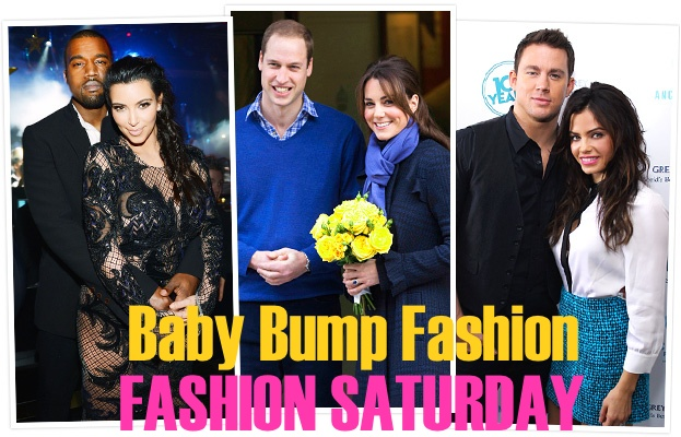 Fashion Saturday Baby Bump Fashion Celebrities