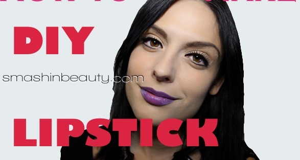 How to unique lipstick