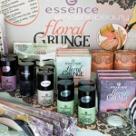 Essence Floral Grunge Makeup Collection Spring 2013