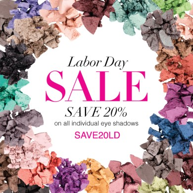Sigma Beauty Labor Day Sale 20 off