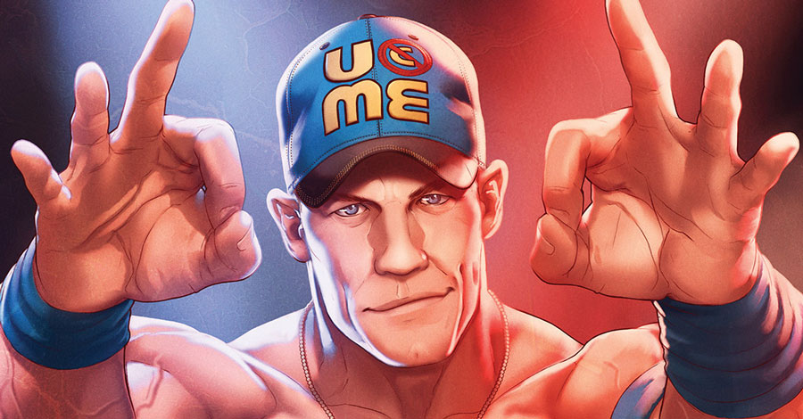 BOOM! drafts Dennis Hopeless to write WWE comic