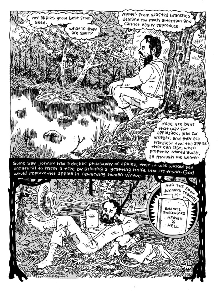 Johnny Appleseed 2
