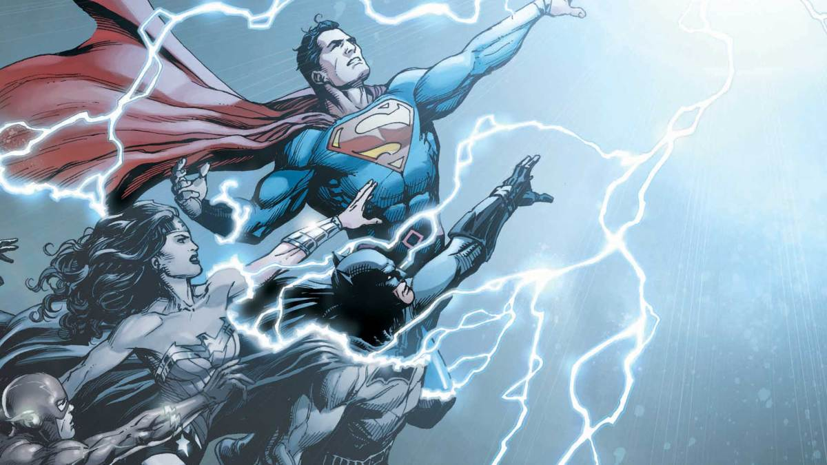 How much 'old' does DC Comics need?