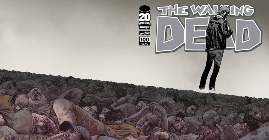 Apologetic Kirkman autographed Walking Dead comic appears on eBay