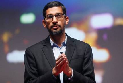 Image result for CEO Sundar Pichai