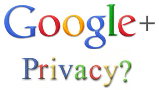 Google Plus Privacy Policy