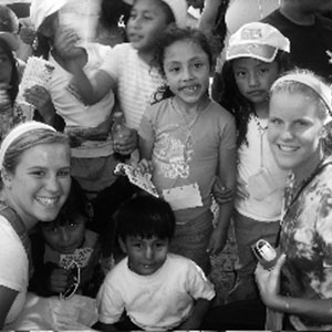 Sisters find joy through impacting lives of Guatemalan kids on church mission trip