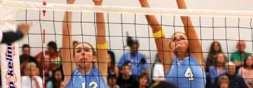 Girls' Volleyball 2009