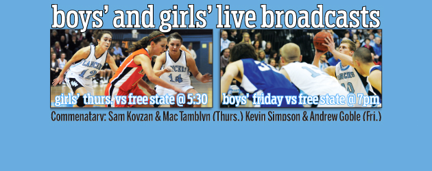 Boys' Basketball Broadcast: SM East vs. Lawrence Free State