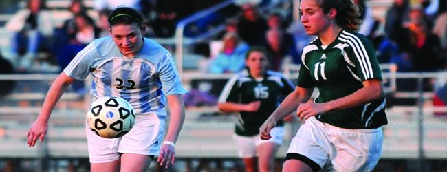 East's girls' soccer team makes All-Sunflower League