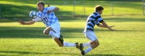 Gallery: Blue & Black Soccer Scrimmage