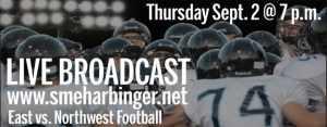 Live Broadcast: Football vs SM Northwest