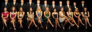 2010 Homecoming Court