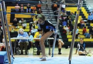 Gymnastics Practice Equipment Vandalized