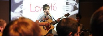 Video: Love 146 Coalition Concert