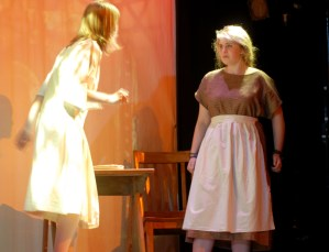 Repertory Theater Students Perform One-Acts