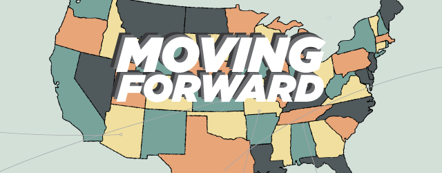 Interactive Map: Seniors' Future Plans