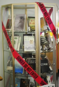East Commemorates Banned Book Week