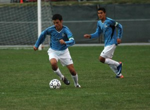 Boys' Soccer -- Week 4