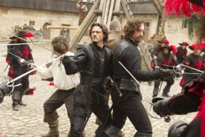 Hackneyed and Ridiculous, 'The Three Musketeers' is a Total Waste