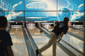 Bowling Triangular Results: Jan. 13