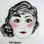 Make-up design for Innkeeper's Wife (The Government Inspector)
