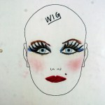 Make-up design for Anna Andreyevna (The Government Inspector)