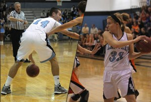Double-Header: Girls' and Boys' Basketball vs. Olathe East