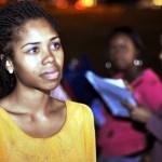 Trayvon Martin Rally - Derecka Purnell