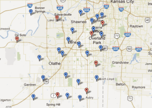 Map: Find Your Legislators