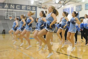 Varsity Cheerleading Results 2013-2014