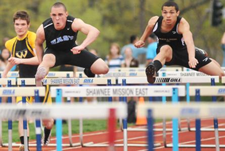 Track Teams Take High State Placings